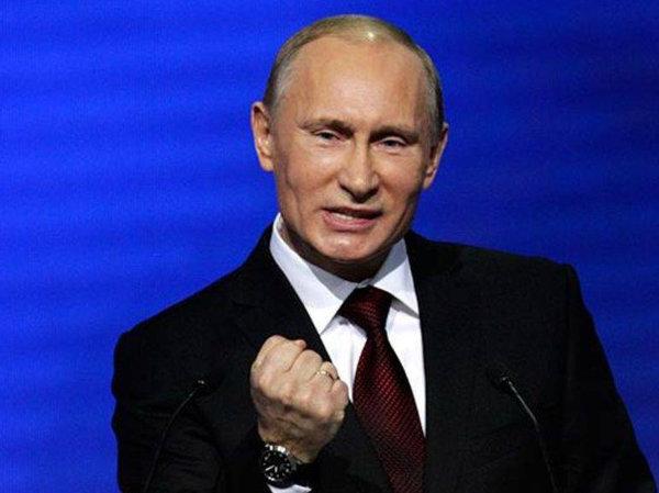 Путин скоро всерьез возьметс…