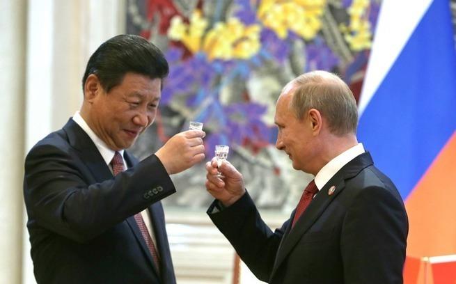 Россия и Китай придумали, ка…