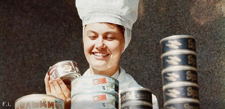 Клад в консервной банке — вирусная реклама времен СССР