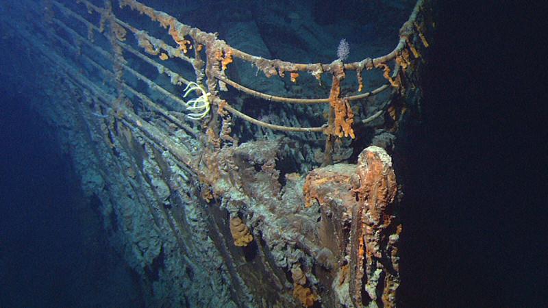 «Титаник» скоро исчезнет со дна история