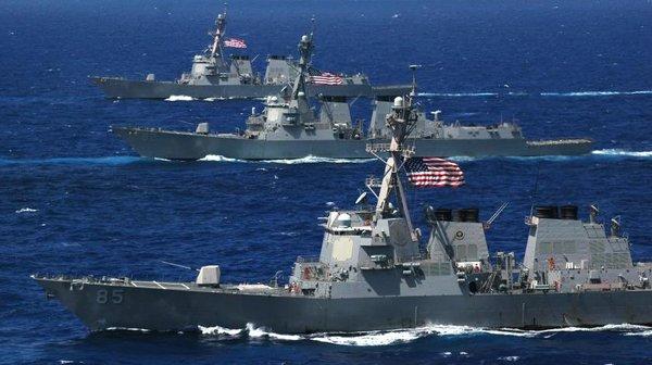 Россия отказалась пропустить корабли НАТО в Азовское море