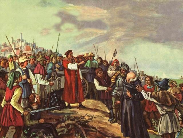 Заговор против Руси и России. Средневековый коммунизм