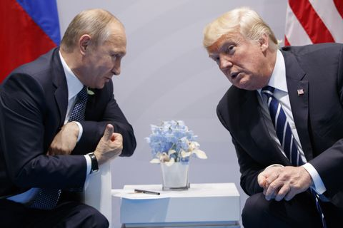 Трамп намекает на уступки Пу…
