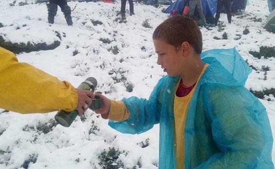 ВУкраинском Закарпатье детс…