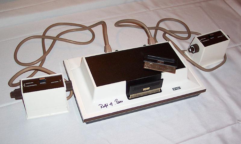 1. Magnavox Odyssey Игровые приставки, игры, компьютеры, технологии