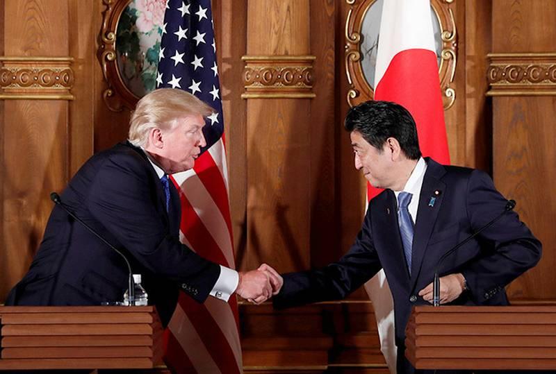 США могут разорвать договор безопасности с Японией