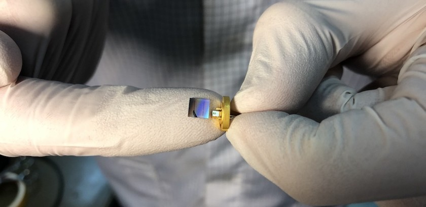 В России разработали необычный чип для смартфонов интересное