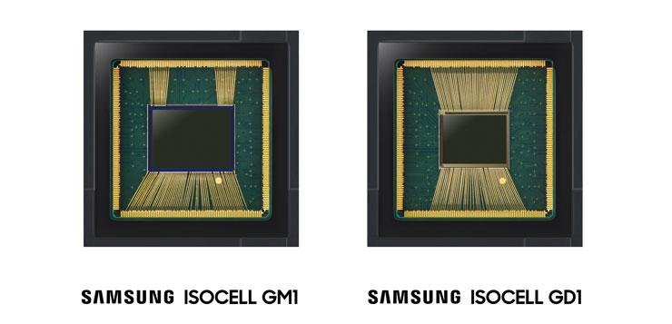 Для смартфонов Samsung представила 48-Мп и 32-Мп датчики изображений
