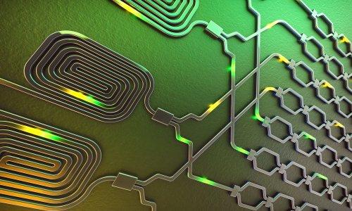 Фотонный квантовый процессор