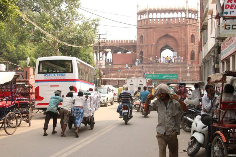 Как «разводят» туристов в Индии