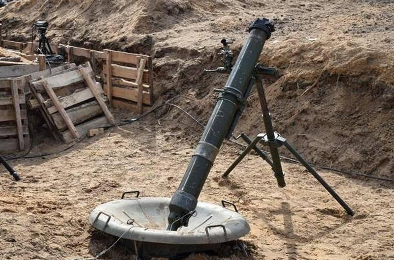 ВСУ начали испытания новейшего украинского миномёта МП-120
