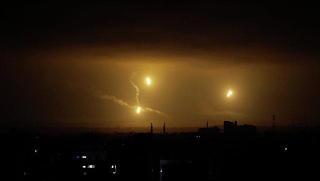 Из сектора Газа запустили ракету по Израилю