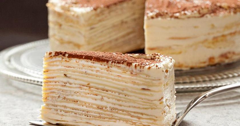 Торт «Kрепвиль» превратит са…