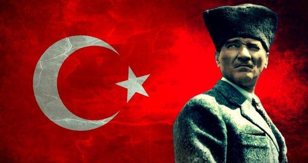 Основатель и первый президент Турецкой Республики Кемаль Ататюрк