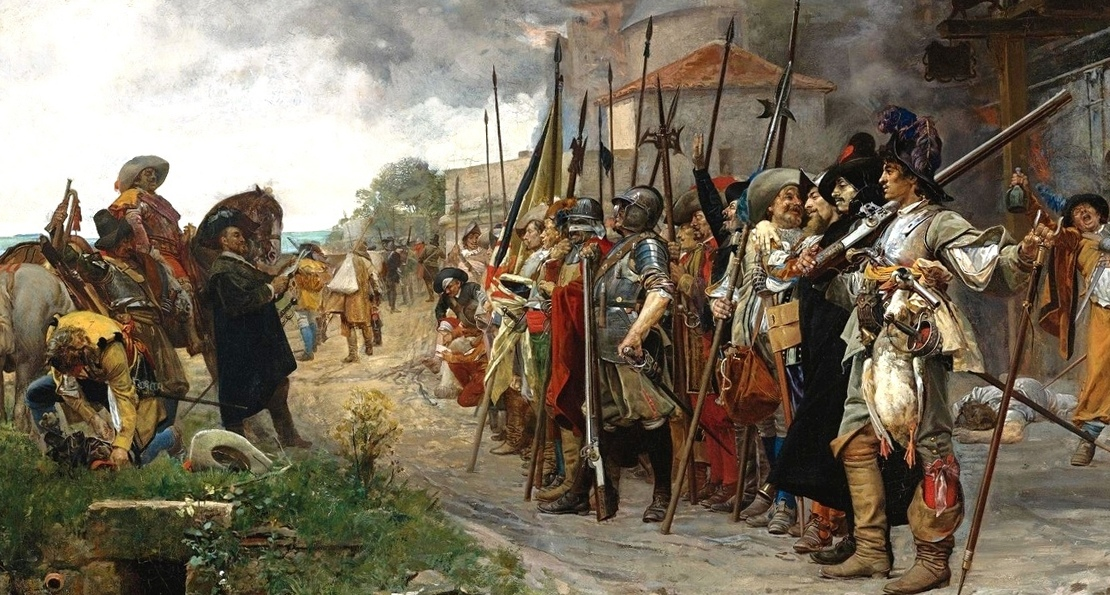 Воины Валленштейна