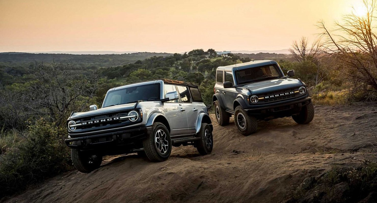 Внедорожник Ford Bronco получит автоматическую трансмиссию от Explorer Автомобили
