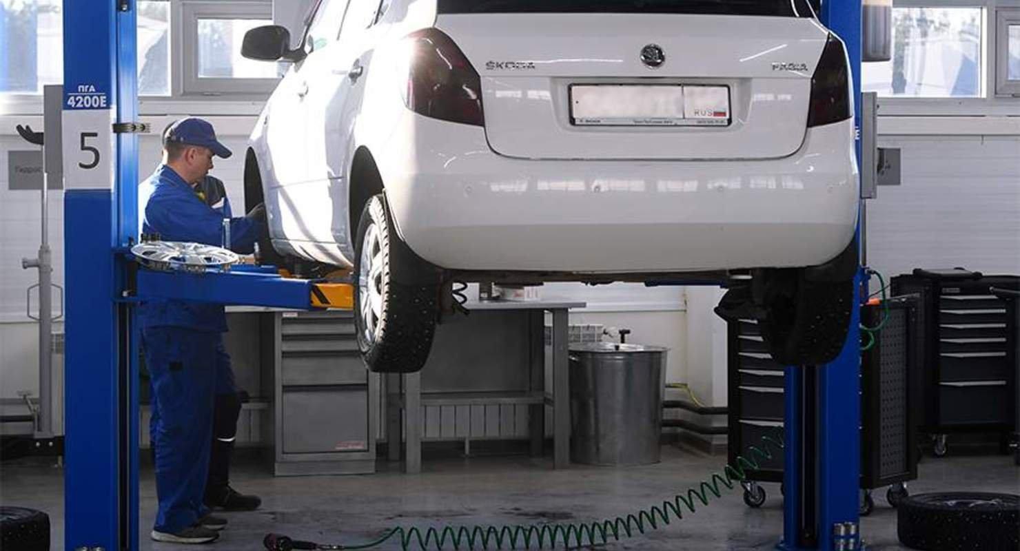 В МВД объяснили отмену обязательного техосмотра Автомобили