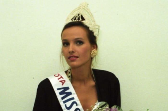 *Мисс Польша* Агнешка Котлярска   Фото: spletnik.ru