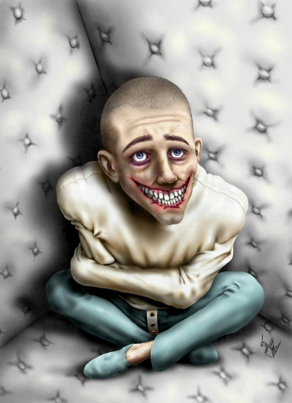 Карательная психиатрия по-европейски