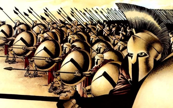 Что умели воины