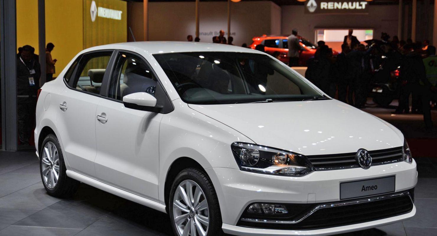 Обзор Volkswagen Ameo Автомобили