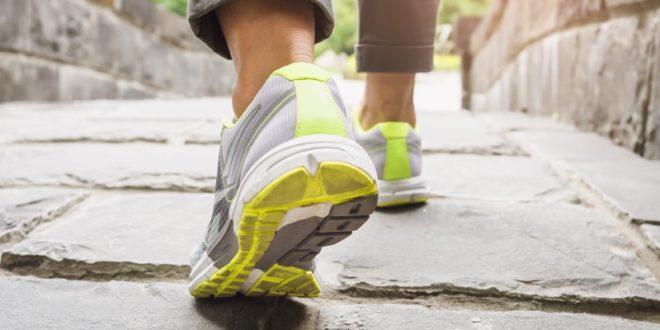 Движение – жизнь. Сколько шагов в день нужно проходить для поддержания здоровья здоровье,фитнес