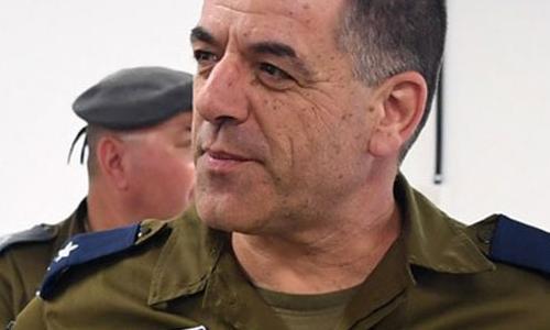 Командующий ВВС Израиля приб…
