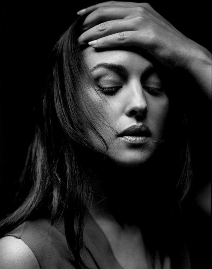 Черно-белые снимки знаменитостей, способные очаровать каждого