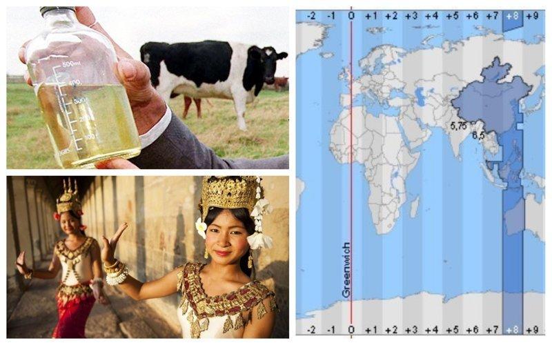 10 экзотических и шокирующих фактов об азиатских странах