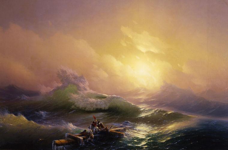 В чем разница между ураганом, цунами и тайфуном