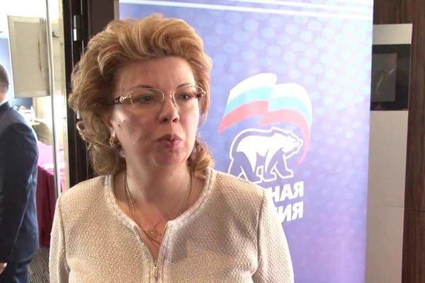 Ямпольская, которая предложила пенсионерам выйти из зоны комфорта, отметилась новыми заявлениями
