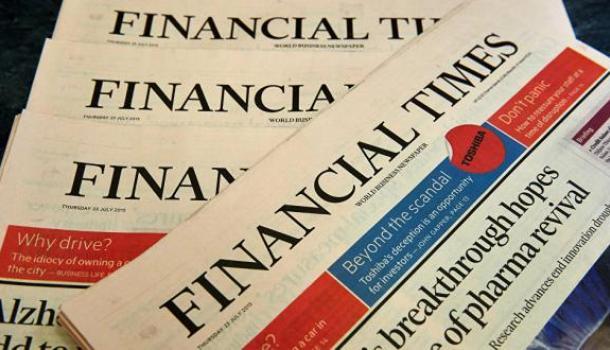 Впервые за всю историю: Financial Times извинилась перед компанией из РФ за непроверенную информацию