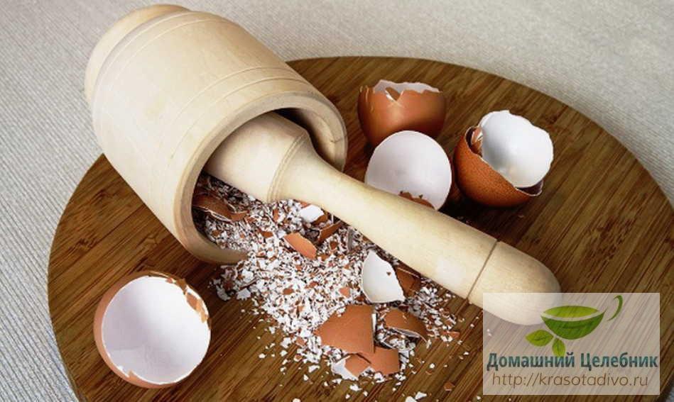 Скорлупа куриных яиц от остеопороза, перелома костей и болей в желудке. Домашний источник молодости