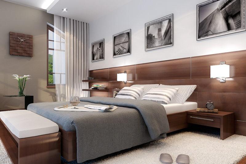 Мужская спальня (35)
