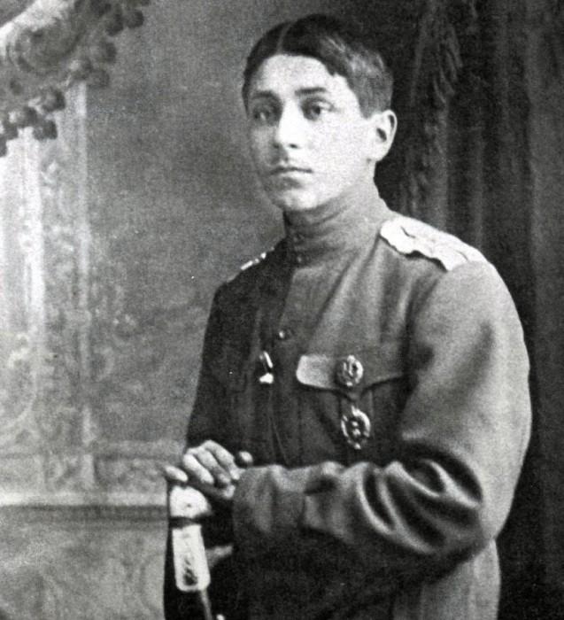 Русские писатели, принимавшие участие в военных конфликтах