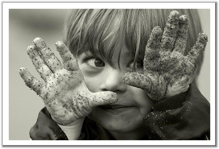 Маленькая девочка популярно объяснила моему сыну, как появляются глисты