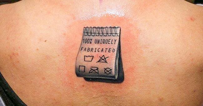 20 реалистичных 3D-татуировок, на которые могут отважиться только самые смелые