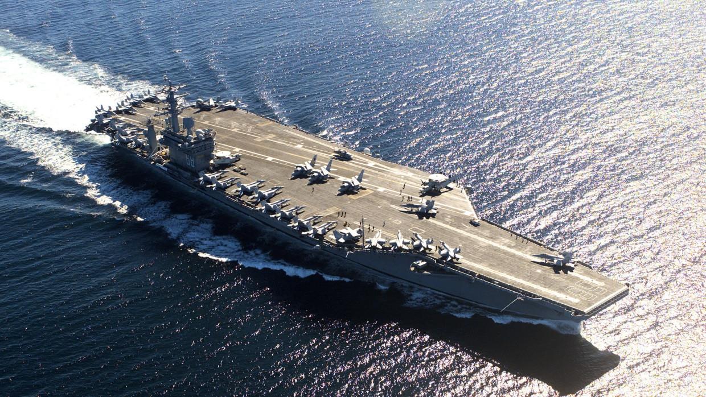 Sohu: Россия столкнется с неожиданной проблемой после уничтожения авианосца ВМС США Армия