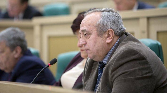 Клинцевич ответил на обвинения Лондона в связи с инцидентом в Эймсбери