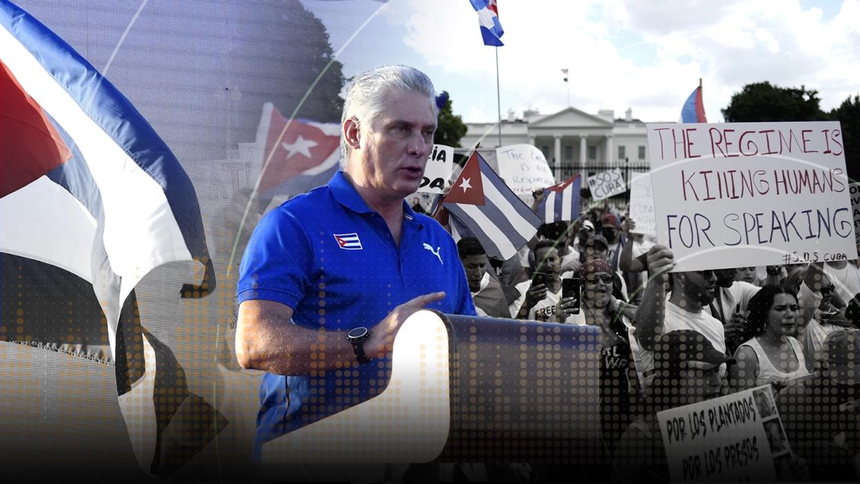 «ФАН повсюду»: что происходит на Кубе Весь мир