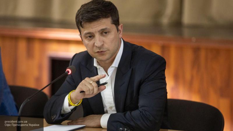 """Зеленский заявил о намерениях сделать Украину """"кинематографической державой"""""""