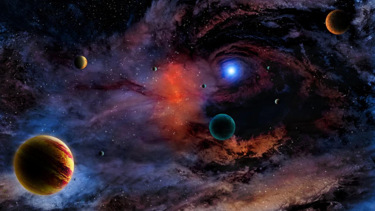 13 млрд. лет за десять минут