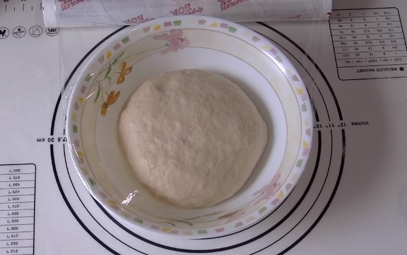 Как приготовить постное дрожжевое тесто