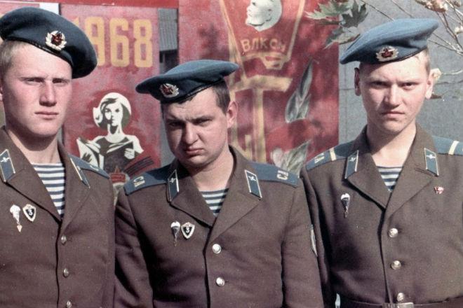 Дембельские запреты в армии СССР