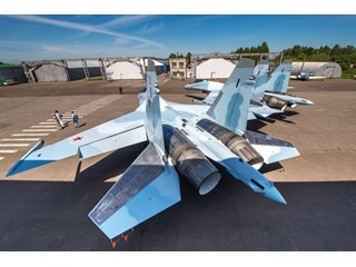Не под силу даже Китаю: двигатели российских Су-35 и Су-57 невозможно скопировать. Российские Су-57 испытали в Сирии новые ракеты