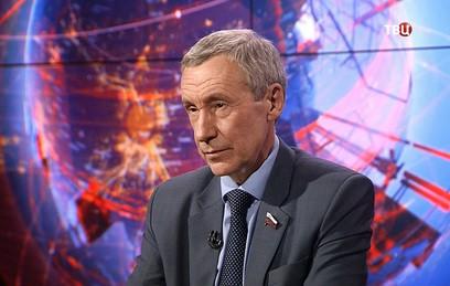 Сенатор Климов о вмешательстве США в российские выборы