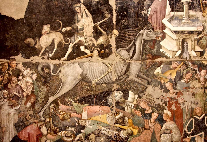 Средневековая история чумы Была ли эпидемия чумы действительно страшной?