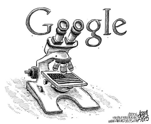 Для Google настали непростые времена