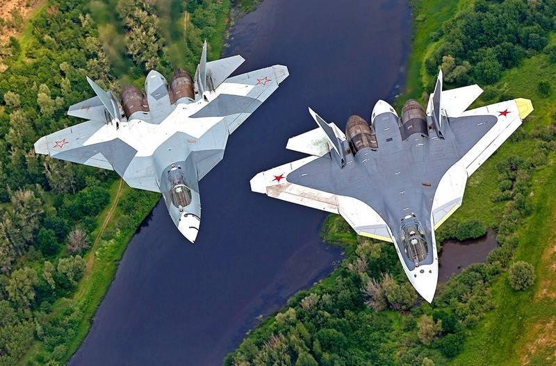 ИНОСМИ: У нового русского Су-57 проблемы. Россия отказывается его производить?