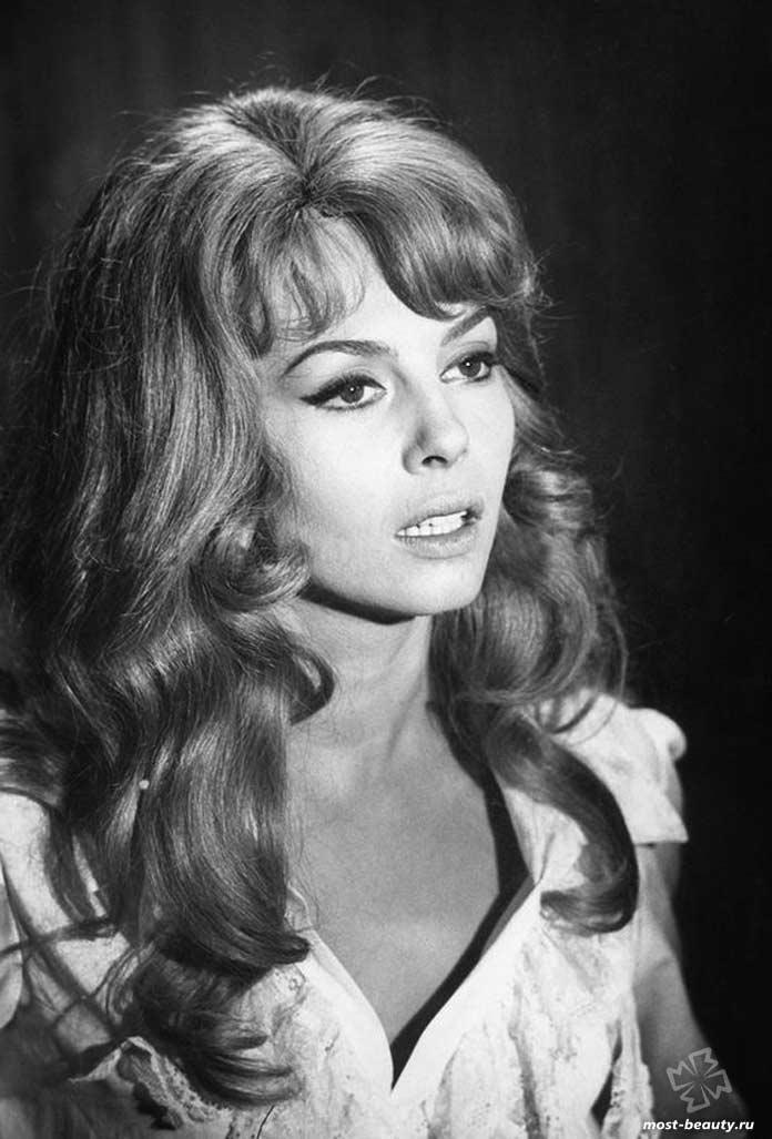 Знаменитые французские актрисы: Мишель Мерсье